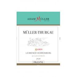 2019er Müller-Thurgau fruchtig